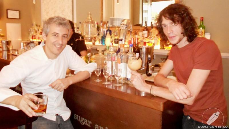 Equipo de Coctelería 1862 Dry Bar (Madrid)