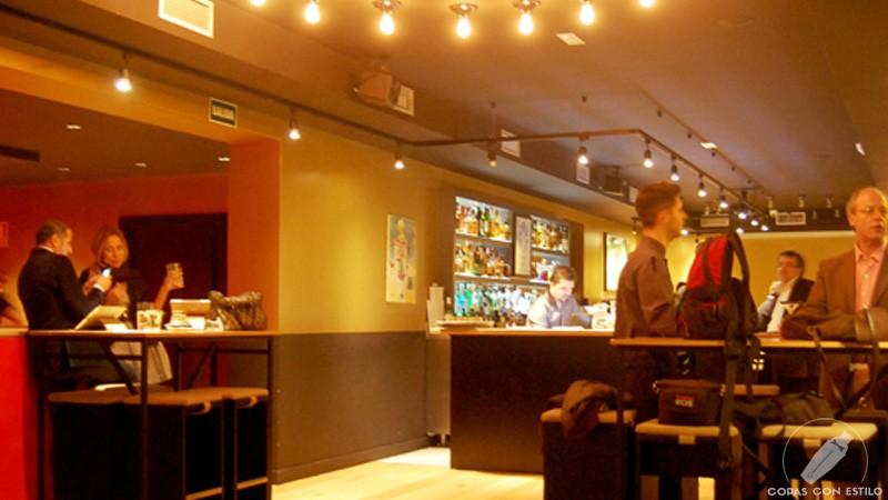 Coctelería Charly's Cocktail Bar (Madrid)