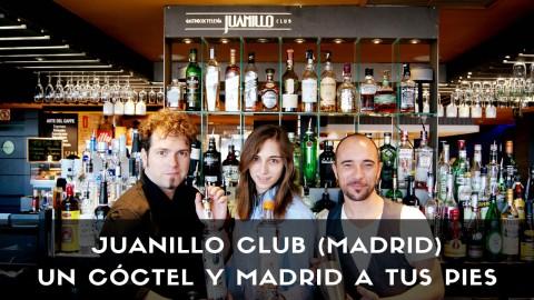 El equipo de Coctelería Juanillo Club (Madrid)