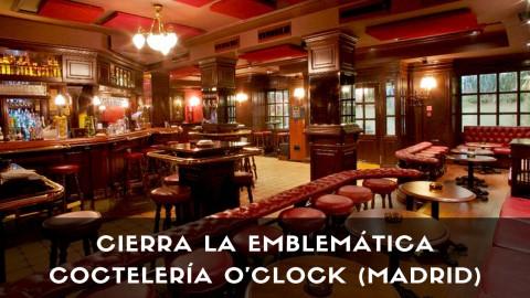 Coctelería O'Clock (Madrid)