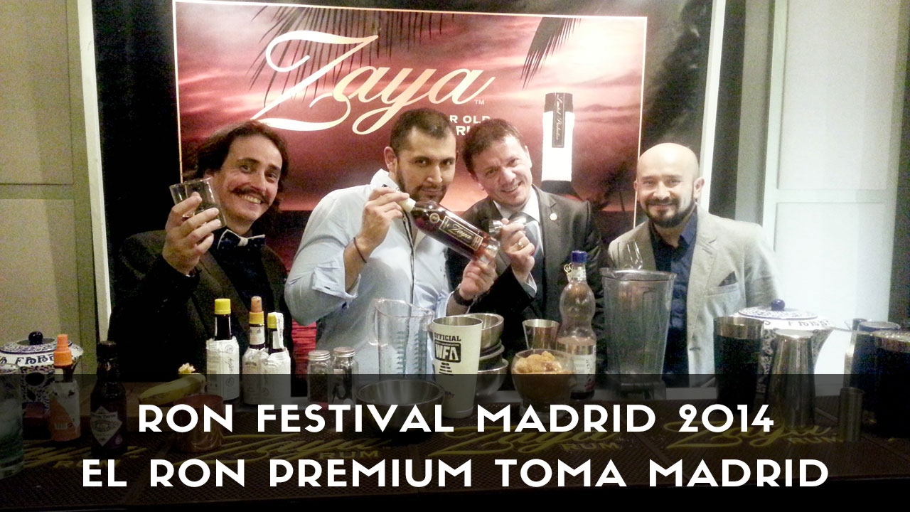 Ron Festival Madrid 2014