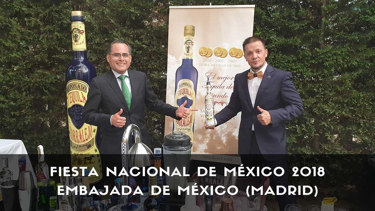 Fiesta Nacional de México 2018 en Madrid
