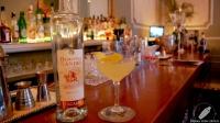 Siempre recordaremos el espectacular Pisco Punch que nos elaboró el bartender Alberto Martínez, en 1862 Dry Bar (Madrid)