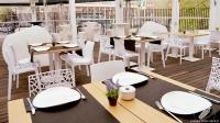 La terraza climatizada de 90 Grados (Madrid)