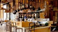 La barra Barbillón Oyster (Aravaca, Madrid) con los productos frescos del día