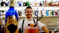 Riccardo Verona, bartender de Coctelería Galatea (Coslada, Madrid), todo un creativo del cóctel