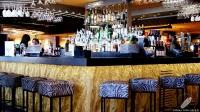 La barra de Juanillo Club (Madrid), lista para un buen cóctel