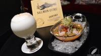 Un maridaje perfecto en Salmon Guru (Madrid): Pisco Sour y Ceviche