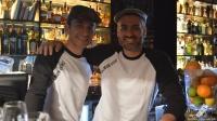 Diego Cabrera y Ricardo García, dos magníficos profesionales al frente de Salmon Guru (Madrid)