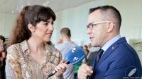 Entrevista al bartender Iván Talens, presidente de A.B.E. Comunidad Valenciana, para Mediterráneo TV