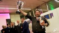 El bartender Miguel Ángel Fluxà, campeón del Campeonato de Coctelería de A.B.E. Comunidad Valenciana 2016